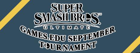 Games.edu September Tournament Recap: Smash Ultimate